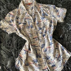 Tropical  top size S